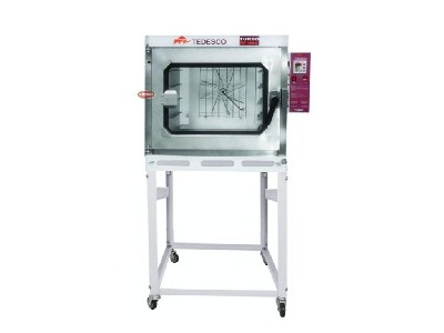 FORNO TEDESCO TURBO GAS CLEAN 5 ESTEIRAS